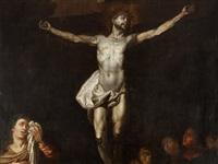 crucifixion by abraham van diepenbeeck