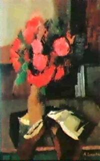fleurs by andré hubert lemaitre