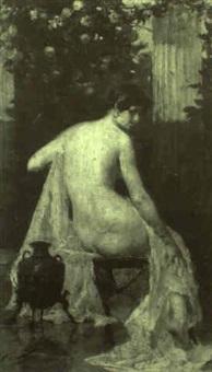roman beauty by enrique simonet lombardo