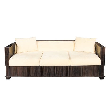 settee by pace manufacturing co