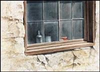 barn window by ken danby