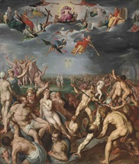 the last judgment by jacob de backer