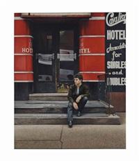 200 east 34th street self portrait by max ferguson