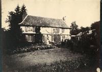 vue du prieuré by jean-charles (col.) langlois