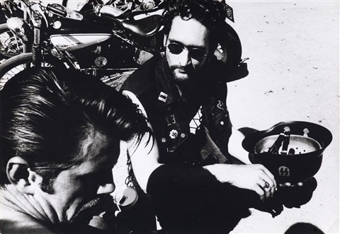 bikers by dennis hopper