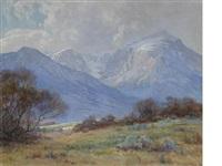 lone pine peak by john frost