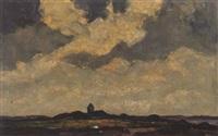 view of rolde by peter van den braken
