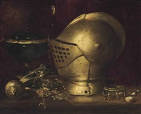 the spoils of war by antoine vollon