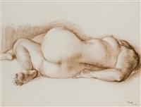 desnudo by francisco zúñiga