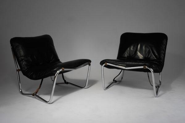 zwei prototyp steck sessel hc 32 by judith and konrad wachsmann