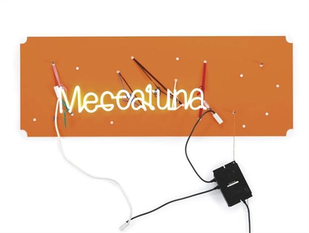 meccatuna by jason rhoades