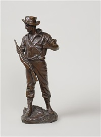 old soldier by charles henry humphriss