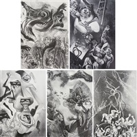 portfolio of thirty-eight by william gropper