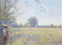 the wild meadow by frank morley fletcher