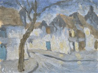 rues d'hanoi by bui xuan phai