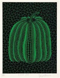 pumpkin (gt) by yayoi kusama