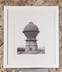 wasserturm, trier-ehrang by bernd and hilla becher