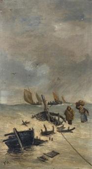 après la tempête by ludovic lepic