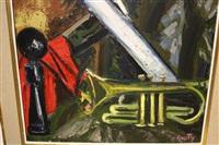 la trompette by jean couty