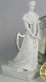 kaiserin elisabeth von österreich by hermann klotz