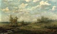 landscape by charles hepner i