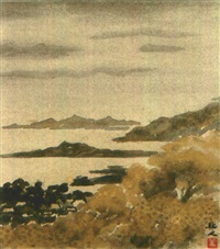 seascape by kyujin yamamoto