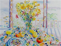 daffodils 11 by shona mcfarlane