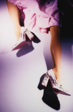 untitled (cake shoes) by laurie simmons