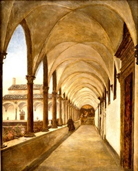 klostergård i italia by vincent stoltenberg-lerche
