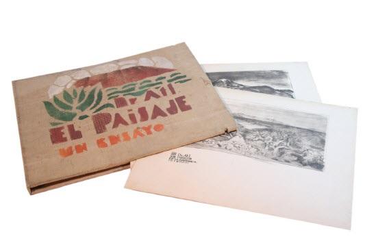 el paisaje en ensayo (portfolio of 18) by dr. atl (gerardo murillo)