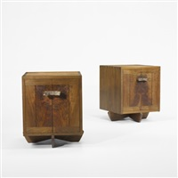 kornblut cases (pair) by mira nakashima-yarnall