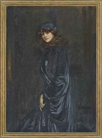 portrait of a lady by robert lea maccameron