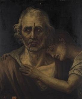 el hambre de madrid boceto by josé inglada aparicio