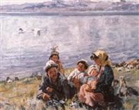 la famile des bergers by vassili arlachine