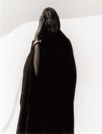 tuareg woman, the sahara désert, mali (from truth) by elisabeth sunday