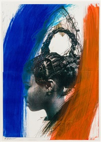untitled by arnulf rainer