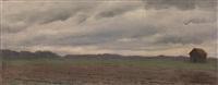 landscape by lev felixovich lagorio