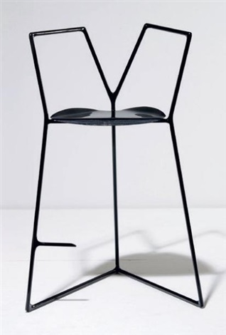 tabouret from single dark by pol quadens