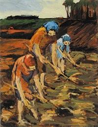 gardeners by frank vervoort
