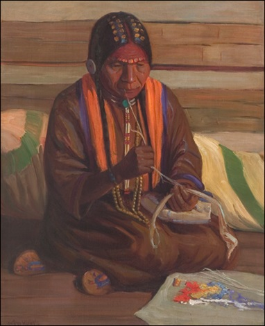 the moccasin maker by kathryn woodman leighton