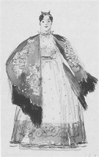 eine russische bäuerin by wsewolod angelowitsch ssulimo ssamujlo