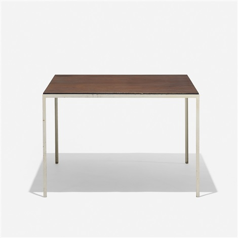 Angle Iron Coffee Table, Model 5151 By George Nelson U0026 Associates