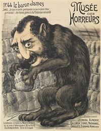 musée des horreurs/le baron james by v. lenepveu