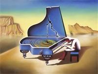 la corrosione della musica by mark kostabi