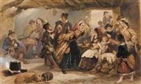 an irish christening by george bryant campion