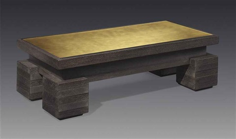 low table by paul dupré lafon