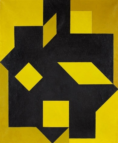 larissa by victor vasarely