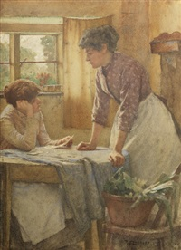 confidences by walter langley