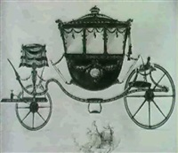 a design for a carriage by philip godsall
