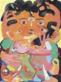 untitled by dana schutz